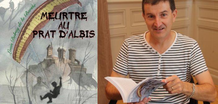 Louis Delroy, son premier roman policier