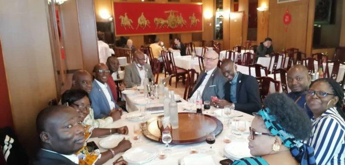 Les adhérents AIDF en formation UNIFAB à Paris les 14 et 15 septembre 2021